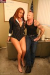 Wendy Williams and Buck Angel